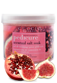 Pedicure Scentual Salt Soak