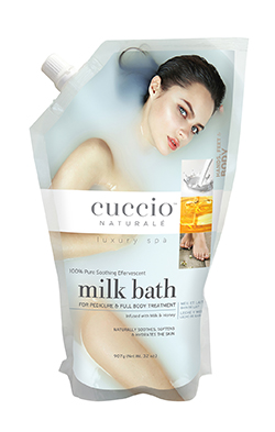 Milk and Honey Milk Bath