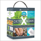 DetoXsoak™ Kit with 8 DetoXsoak™ Packets