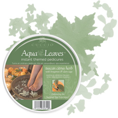Aqua Leaves Tuscan Citrus & Herb